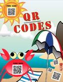 Technology Assignment:  SUMMER QR CODE: POETRY