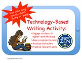 Technology-Based Writing Activity