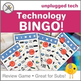 Technology Bingo!