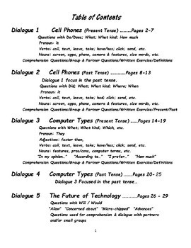 Technology-Centered Dialogues for ELL Students