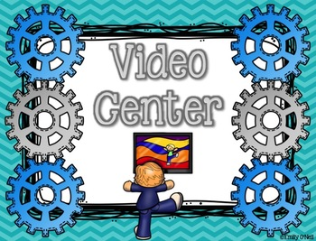 Technology Centers (STEM-sational Theme)