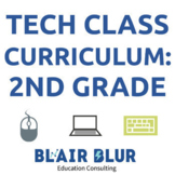 Technology Class Curriculum: 2nd Grade Full Year Curriculum (Guided by ISTE)