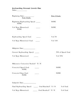 Technology Class Plans and Activities for the WHOLE SEMESTER