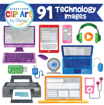 Technology Clip Art