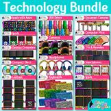 Technology Clip Art Bundle {Glitter Meets Glue}
