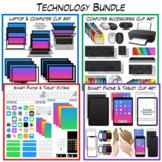 Technology Clip Art Bundle