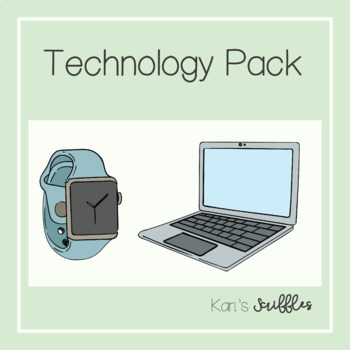 Technology Clipart Pack