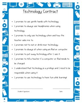 Technology Contract