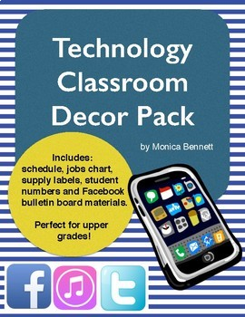 Technology Decor Pack