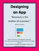 Designing An App Mini-Course: Growth Mindset, Invention, STEM, Grades 3-6
