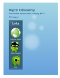 Technology:  Digital Citizenship: Grades 4 - 6