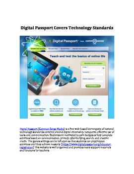 Technology:  Digital Citizenship: Grades 4 - 6