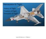 Technology Education:  Aerospace + Flight