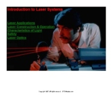 Technology Education  Introduction to Lasers Systems
