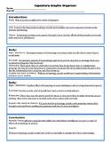 Technology Essay Graphic Organizer
