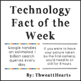 Technology Fact of the Week