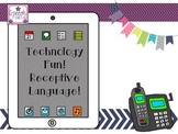 Technology Fun Receptive Language