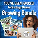 Technology Games Growing Bundle - You've Been Hacked!