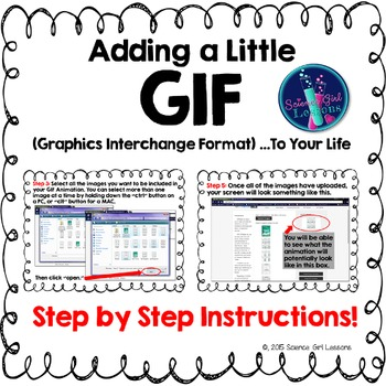 Technology Help: Adding a Little GIF… into Your Life