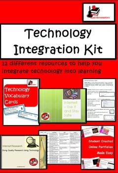 Technology Integration Bundle
