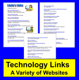 Technology Integration: Linda's Links to Websites