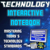 Educational Technology Interactive Notebook for Grades 2-5
