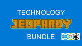 Technology Jeopardy Bundle (Google Slides)