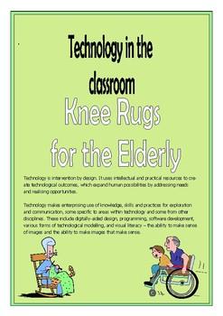 Technology - Knee Rugs for the Elderly