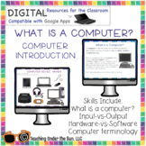 Technology Lesson Plans Computer Introduction
