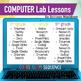 Technology Lesson Plans and Activities Grades K-5 Bundle