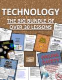 Technology Lessons Bundle: Coding, Animation, Microsoft Of