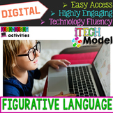 Technology Lessons Unit on Figurative Language and Technology Tools