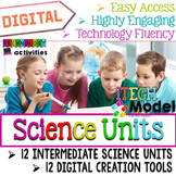 Technology Lessons Unit on NGSS Science and Technology Tools