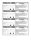 Technology License Pass