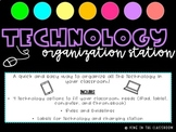 Technology Organization Station