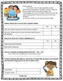 Technology Parent Survey