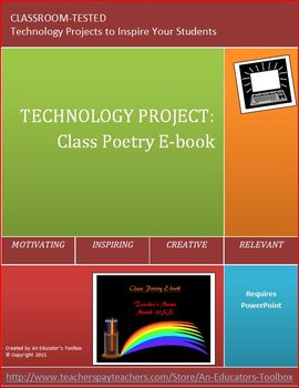 Technology Project - Class Poetry E-book