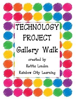 Technology Project Gallery Walk