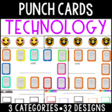 Technology Punch Cards