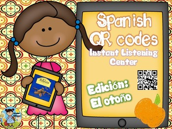 Technology QRcodesinSpanishpluscomprehensionquestionsElotono