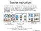 QR codes in Spanish plus comprehension questions (Libros Favoritos)