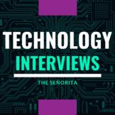 Technology Regular Preterite Interviews