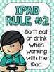 Technology Rule Posters
