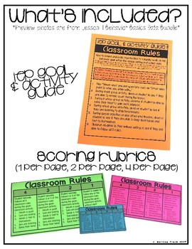Technology Rules- Behavior Basics Data Bundle