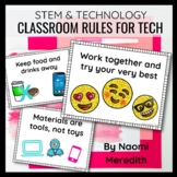 Technology and STEM Rules & Expectations