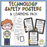 Technology Rule Posters and Learning Pack - Cyberbullying - Internet Safety