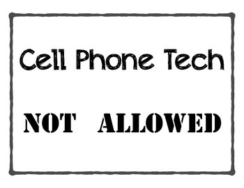 Technology Signs