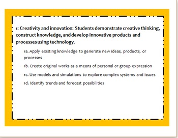 Technology Skills Analysis Form- Customizable