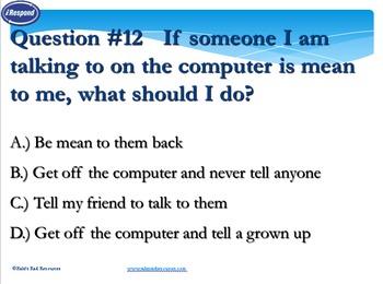 Technology Skills Assessment E-Quiz