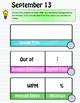 Technology Skills Bell Ringer Digital Interactive Notebook
